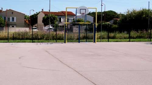 pannier de basket-vinassan